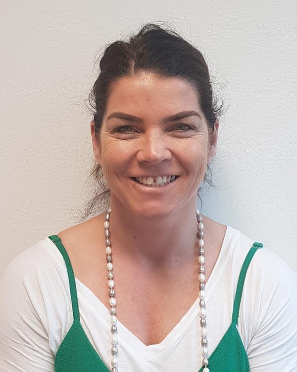 Dundee Fostering Therapeutic Advisor Keren Hadden