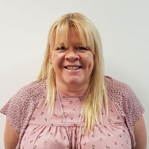 Permanence Foster Care Deputy Team Manager Ruth Caldwell