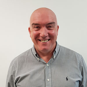 Permanence Lothians Fostering Team Manager Paul Gaffney